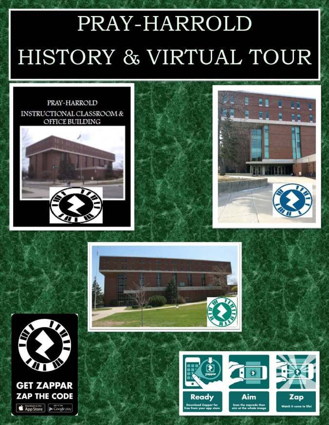 Pray-Harrold Building Tour Trigger Poster Image